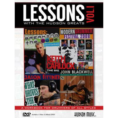 Lessons with Hudson greats