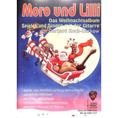 Moro und Lilli - Das Weihnachtsalbum