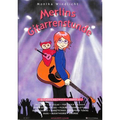 Merlins Gitarrenstunde 2
