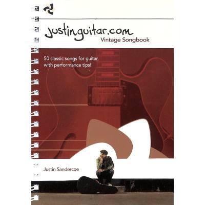 Justinguitar.com - Vintage Songbook