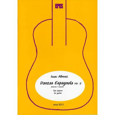 Danza espanola 5 | Asturias leyenda (Suite espanola op 47/5)