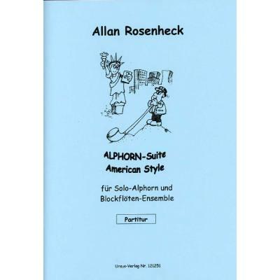 Alphorn Suite