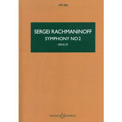 Sinfonie 2 op 27