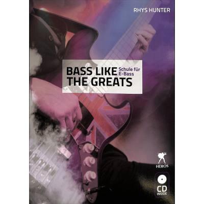 Bass like the greats