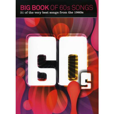 Big Book of 60s Songs | 31 of the very best son...