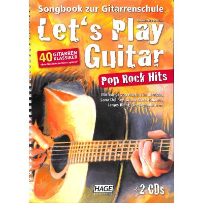 Let's play guitar - Pop Rock Hits
