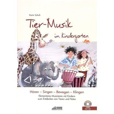 Tier Musik im Kindergarten