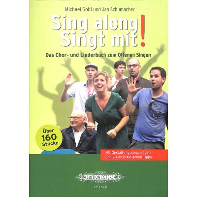 Sing along - Singt mit
