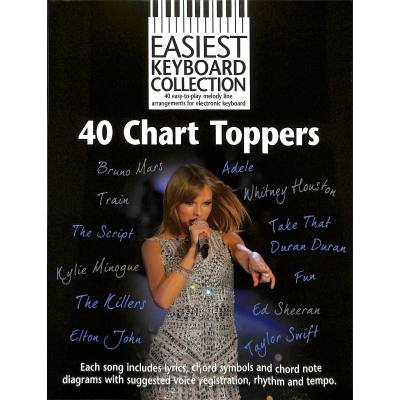 40 chart toppers
