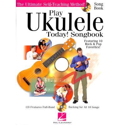 Play Ukulele today - Songbook
