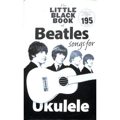 The little black book of Beatles songs