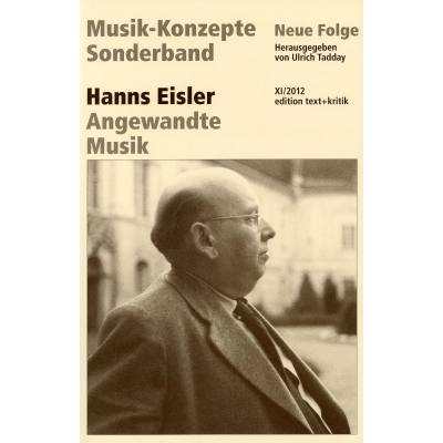 Musik Konzepte Sonderband - Hans Eisler Angewan...
