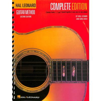 Guitar method - complete