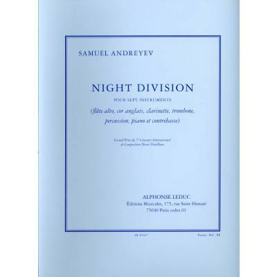night-division