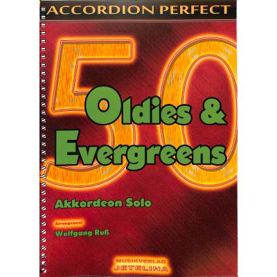 50 Oldies + Evergreens | Accordion perfect