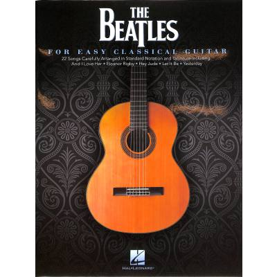 For easy classical guitar