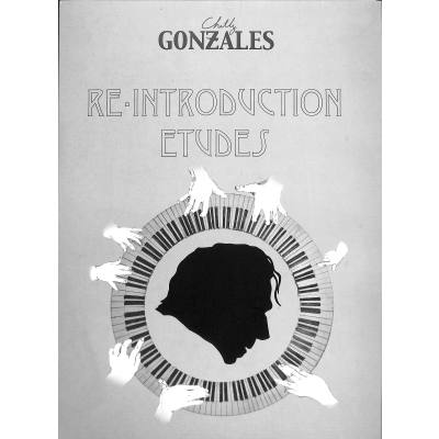 Chilly Gonzales - Re-Introduction Etudes (CD + Buch) - broschei