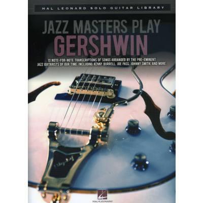 Jazz masters play
