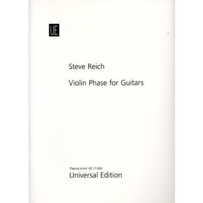 Violin phase for Guitars