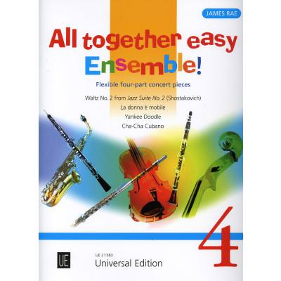 All together easy ensemble 4