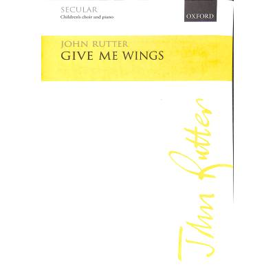 give-me-wings, 2.95 EUR @ notenbuch-de