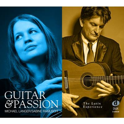 The Latin experience   Guitar + Passion