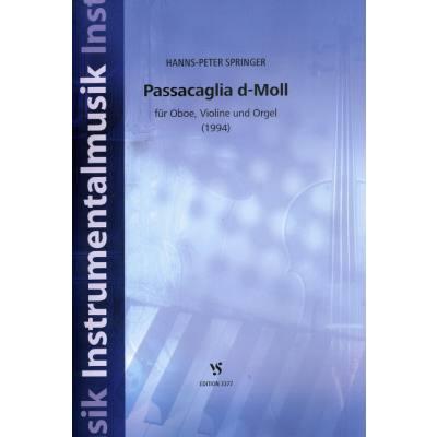 PASSACAGLIA D-MOLL