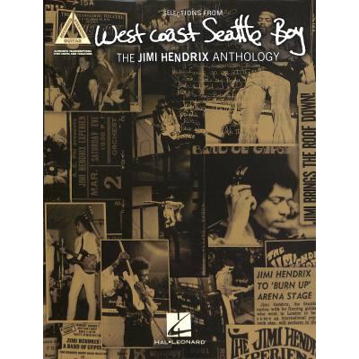 West Coast Seattle boy | Anthology