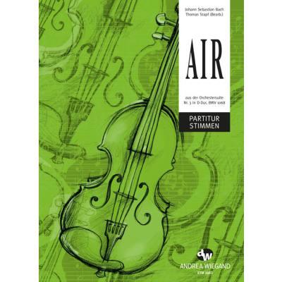 Air (Orchestersuite 3 D-Dur BWV 1068)