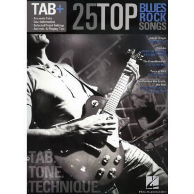 25 Top Blues Rock songs