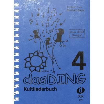 das-ding-4-kultliederbuch