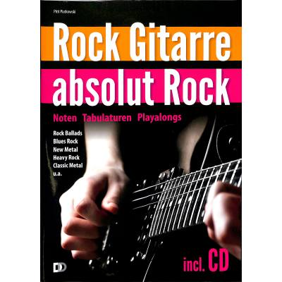 Rock Gitarre absolut Rock