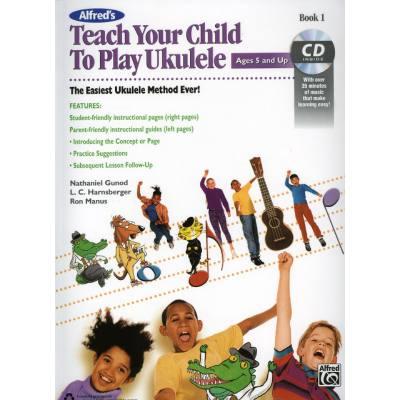 Teach your child to play ukulele 1