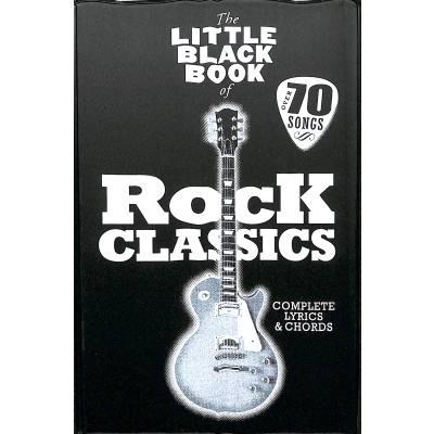 The little black book of Rock classics