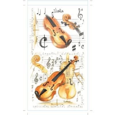 notizblock-violine