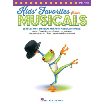 Kids´ favorites from Musicals