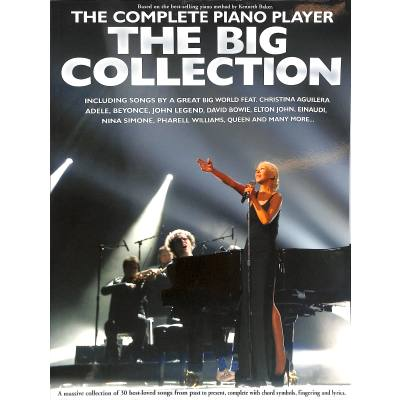 The big collection | THE COMPLETE PIANO PLAYER