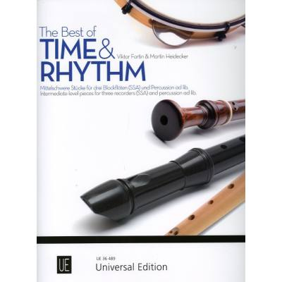 The best of time + rhythm