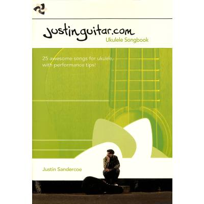 Justinguitar.com - Ukulele Songbook