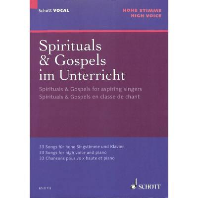 Spirituals + Gospels im Unterricht