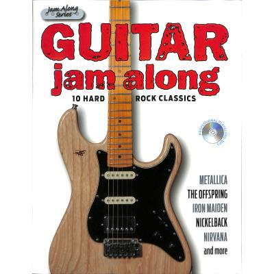 Guitar jam along - 10 Hard Rock classics