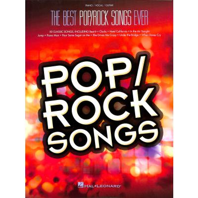 The best Pop / Rock songs ever