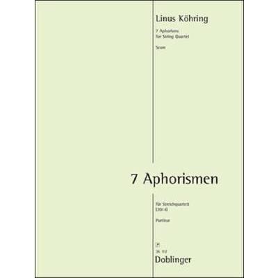 7 APHORISMEN