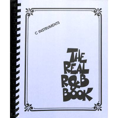 The real R + B book
