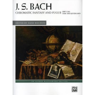 CHROMATISCHE FANTASIE + FUGE BWV 903