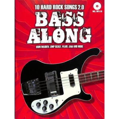 Bass along - 10 Hard Rock songs 2.0