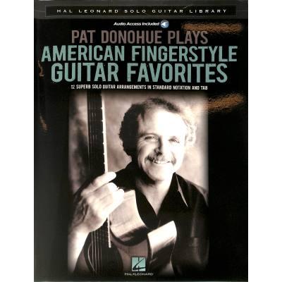 American Fingerstyle Guitar Favorites