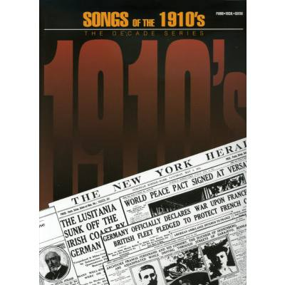 songs-of-the-1910-s