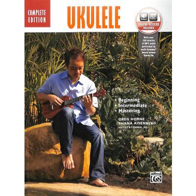 Complete method | Beginning ukulele | Intermediate ukulele | Mastering ukulele