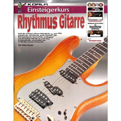 Einsteigerkurs Rhythmus Gitarre